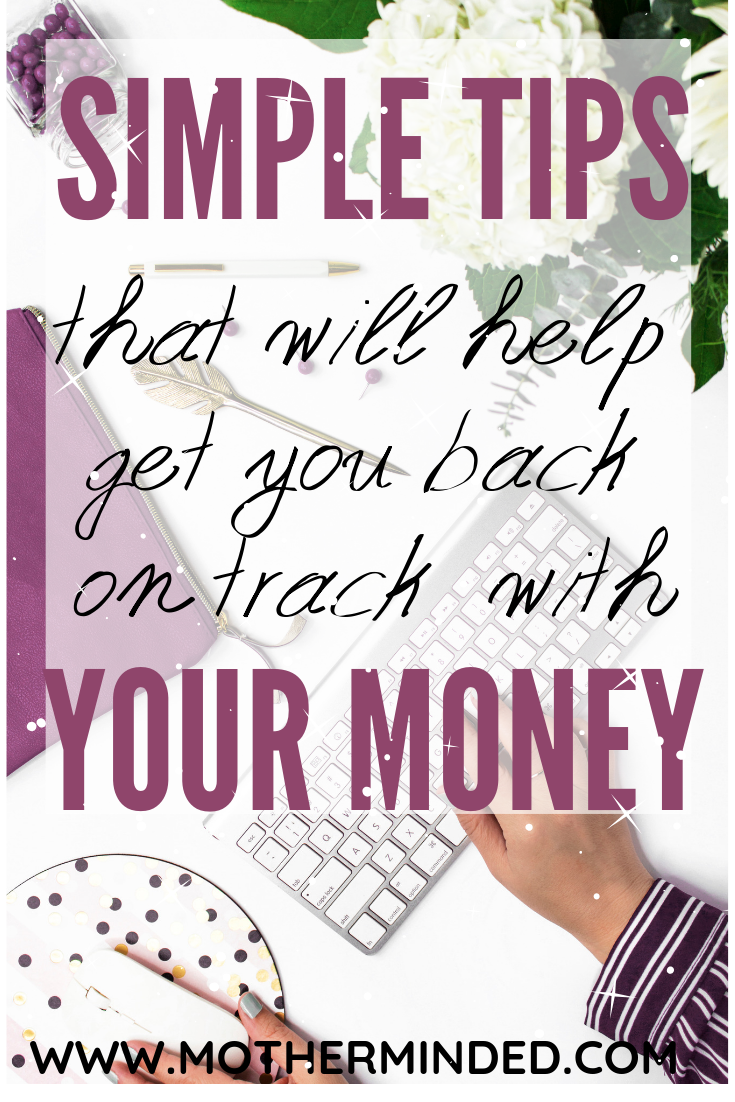 Easy Money Saving Tips To Get Your Finances In Check For 2019!